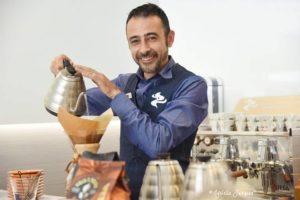 Carlos José alvez Ramos champion de France Coffee In Good Spirit 2018