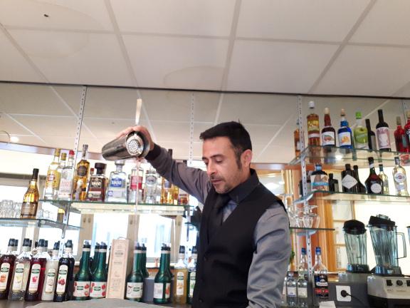 exhibition Bartender